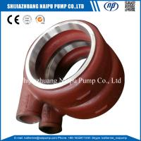 Buy cheap E4110EPA61 Cast Iron Alloy Sand Casting AHE Slurry Pump Replaceable Volute Liner from wholesalers