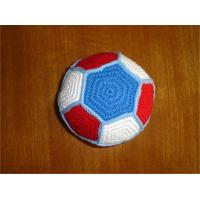 Buy cheap Woven Footbag Kick Sack New Kicking Play Game Novelty Ball Toy Knit Cloth Balls from wholesalers