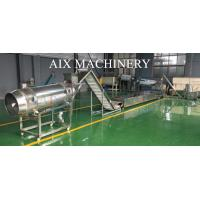 Buy cheap Professional Pet Food Production Line , Stainless Steel Pet Food Extruder Machine from wholesalers