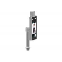Buy cheap Public Service Access Control Face Recognition Body Temperature Scanner from wholesalers