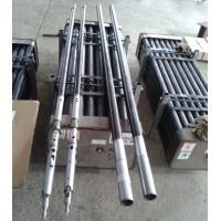 Triple tube core barrels steel drill pipe , PQ HQ NQ wireline drill rods