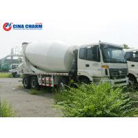 Buy cheap 6 Cubic To 20Cubic Meters Concrete Agitator Truck , 2 Yards Concrete Pump Truck from wholesalers