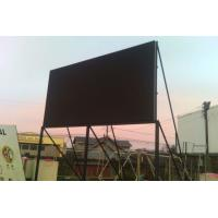Buy cheap SMD 10mm Outdoor Advertising LED Display , Commercial led wall panel Board from wholesalers