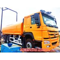Buy cheap 6x4 336hp Special Purpose Truck Water Sprinkler 22000 Liter Stainless Steel from wholesalers