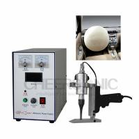 Buy cheap Ultrasonic Sealing Machine / Ultrasonic Bag Sealing Machine With Non - Thermoplastic Materials from wholesalers
