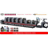 Buy cheap Roll feeding PS Offset printing machine  from wholesalers