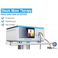 Buy cheap ESWT extracorporeal shockwave therapy machine for tendinitis&myotenositis /shock wave therapy equipment from wholesalers