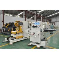 Buy cheap Super Pivot NC Servo Feeder , Stamping Product Processing Automatic Feeder from wholesalers