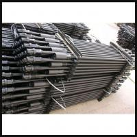 Buy cheap high quality oil well API 11b sucker rod /pony rod /polihsed rod AISI 4130 from chinese manufacturer from wholesalers