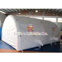 Buy cheap Air Sealed Inflatable Medical Tent , Military Grade Tents For Army Emergency from wholesalers