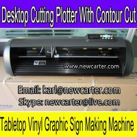 Buy cheap Adhesive Label Cutter Plotter With Contour Cut 24'' Computer Cutting Plotter HW630 Cutters from wholesalers