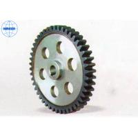 Buy cheap 20º Pressure Angle Forging Ring Pinion Gear / Wheel With 8 - 320z Teeth from wholesalers