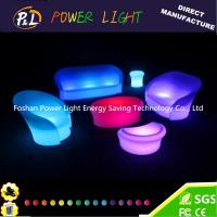 Buy cheap Waterproof Wedding LED Sofas Wireless Remote Control from wholesalers