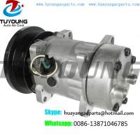 Buy cheap SD7H15 77567 auto ac compressor fit Ford New Holland Freightliner 2041757 ABPN83304552 2010194 204637 10349791 from wholesalers