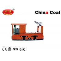 Buy cheap Mining and Tunneling Equipment 3T Underground Mine Two Motor Electric Trolley Locomotive from wholesalers