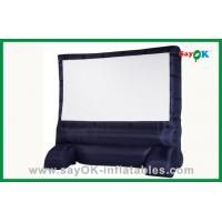 Buy cheap Mini Inflatable Movie Screen For Home Blow Up Movie Screen from wholesalers