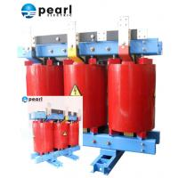 Step Up Three Phase Transformer 22kV - 800kVA Epoxy Resin Casting Pollution Free
