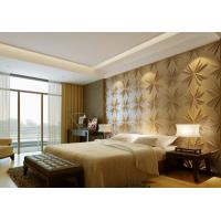 Buy cheap 3D Embossed Modern Mural 3 Dimensional Wallpaper for Home Wall Decor Wall Art from wholesalers