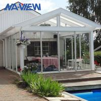 Buy cheap Customized Modern Sunroom Extension Sunrooms And Decks For Backyard from wholesalers