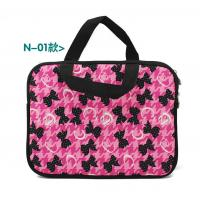 Buy cheap Insulated Neoprene iPad Sleeve / Tablet Netbook Sleeve 15 With Handle from wholesalers