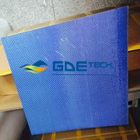 Buy cheap 3k carbon fiber sheet 400mm*500mm from wholesalers