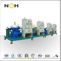Buy cheap 220-415V Oil Treatment Plant / Stainless Steel 304 Oil Purification Machine from wholesalers