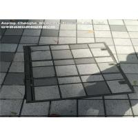 Buy cheap Durable Safety Step Concealed Manhole Cover Stainless Steel Gavlanized Finishing product