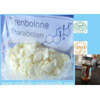 Buy cheap 99% Light Yellow Trenbolone Steroid Powder CAS 10161-33-8 For Muscle Building from wholesalers