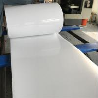 Buy cheap Extruded plastic HDPE sheet, plate , roll, food grade, factory price from wholesalers