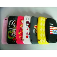 Buy cheap Slip Resistant  Colorful Cell Phone Silicone Cases With Personalized Logo product
