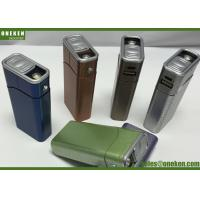 Buy cheap Lighting Cigarette Case Mobile Power Bank Charger 4400mAh With ABS Material from wholesalers