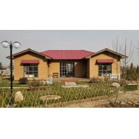 Buy cheap WPC Ecology, Beautiful,Comfortable Prefabricated Light Gauge Frame Villa, House from wholesalers