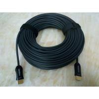 Buy cheap 5Ft - 100Ft HDMI 2.0 Cable 18GB HDMI Fiber Optic / Hybrid Active Cable HDMI 2.0 AOC from wholesalers