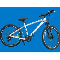 Buy cheap 7 Speed Alloy Electric Powered Bicycles With Chain Drive KDJALL001 from wholesalers