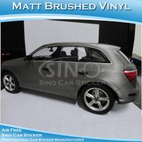 Buy cheap SINO Easy Cleaning Brush Auto Body Stickers Car Wrapping 1.52x30M from wholesalers