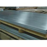 Buy cheap Corrosion Resistant Thin Steel Plate Stainless Steel Hot Plate GB / ASTM from wholesalers