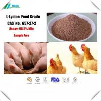 Buy cheap 98.5 % Purity Food Grade Amino Acids L Lysine For Animal Nutrition Supplement from wholesalers