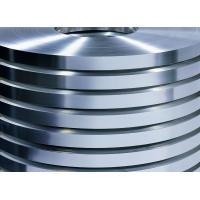 Automotive Condenser Aluminium Foil Roll Thin Narrow 35mm Width SGS Standard