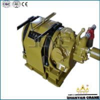 Buy cheap 5t air winch for lifting with fall free from wholesalers