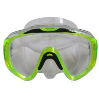 Buy cheap tempered lenses adult diving swimming snorkeling mask from wholesalers