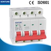 Buy cheap Safety Miniature MCB Circuit Breaker 4p 6A - 63A MCB With High Durability from wholesalers
