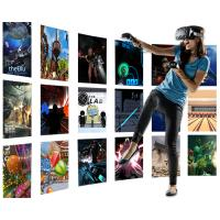Buy cheap Support Customized Virtual Reality Simulator VR Super Hero Coin Operated Boxer Machine Game from wholesalers