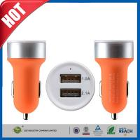 Buy cheap Two USB Ports 3.1A Portable USB Car Charger for iPhone 6 6 plus / iPad air from wholesalers