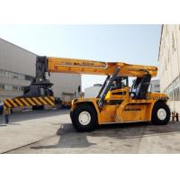 Buy cheap XCMG 45 Ton Port reach Stackers Container Reach Stacker XCS45 from wholesalers