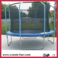Buy cheap CreateFun cheap large trampoline with carbon fiber rod from wholesalers