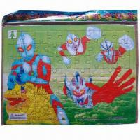 Buy cheap Ultraman jigsaw puzzles, eco-friendly and non-toxic product