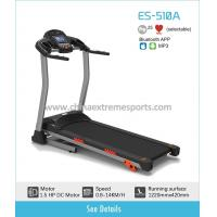 Buy cheap ES510A 1.5HP DC motor home usage electric treadmill from wholesalers