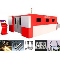 Buy cheap 500w 1000w 1500w CNC Fiber Laser Cutting Machine Sheet Metal Laser Cutter from wholesalers