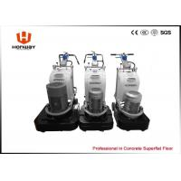 Buy cheap Wet / Dry Type Marble Floor Grinding Machine Square Design Good Heat Radiation from wholesalers