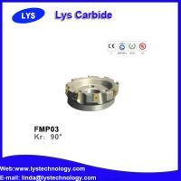 Buy cheap FMP01,FMP02,FMP03 indexable face milling tools from wholesalers